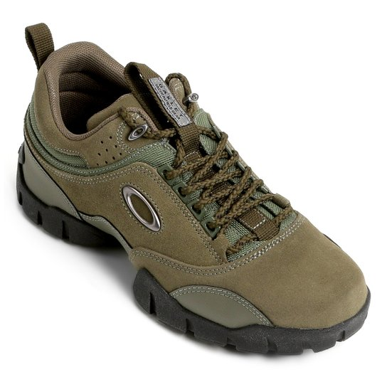 a071ddd2220fe Tênis Oakley Modoc Low Masculino - Verde Militar - Compre Agora ...