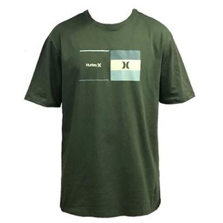 Camiseta Hurley Breaking Point Masculina