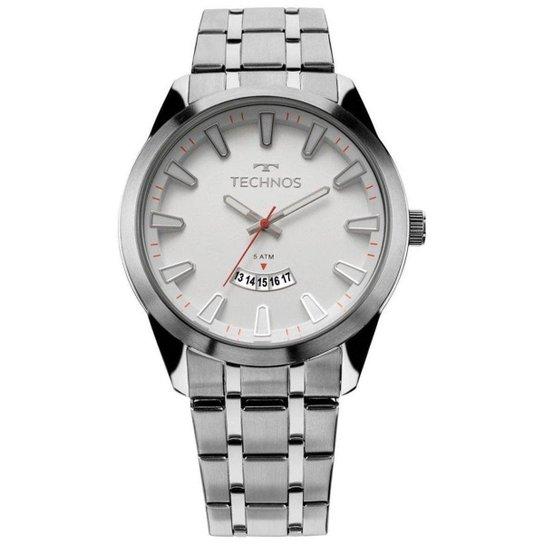 34be33ea1d Relógio Technos 2115KZB 1B - Única - Compre Agora