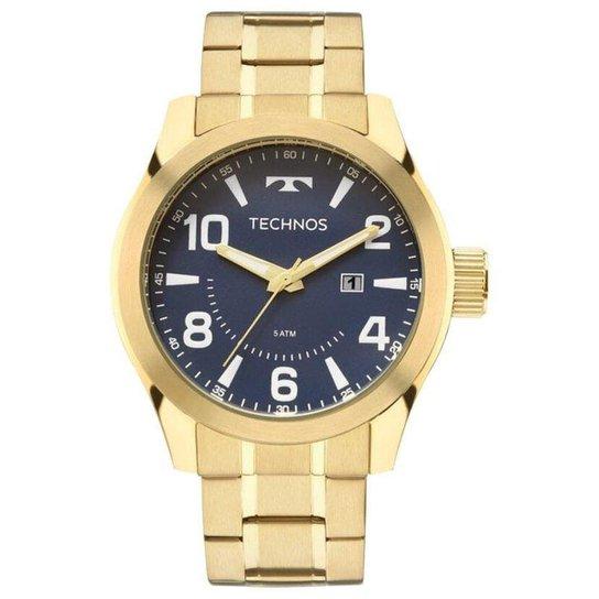 b7847ab62d1 Relógio Technos Masculino 2115MGQ 4A - Compre Agora