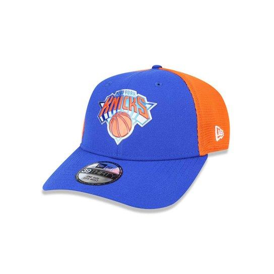 Bone 3930 New Era New York Knicks NBA Aba Curva - Compre Agora ... 367e0647006