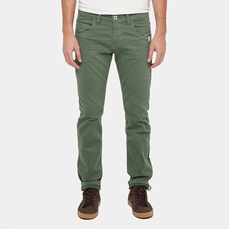 Calça Skinny Rock & Soda Color Five Pockets Masculina