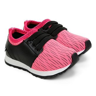 e11a9415e0d Tênis Infantil Dok Jogging Feminino