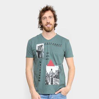 Camiseta Tigs Estampada Eastcoast Masculina 9e89239f172df