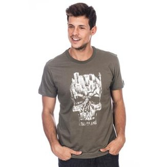 Camiseta Long Island City Masculina