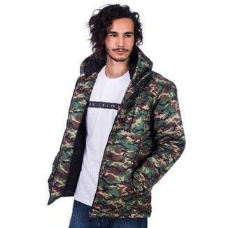 Jaquetas e Casacos Masculino Verde Militar  001fb7c471076