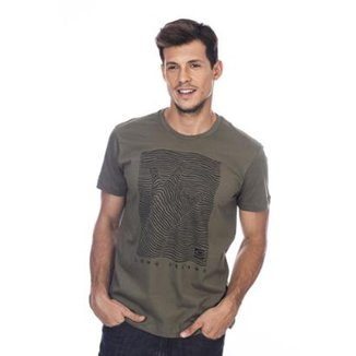 Camiseta Long Island Rock Masculino