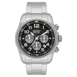 494c9afe832 Relógio Orient Cronógrafo MBSSC148 P2SX