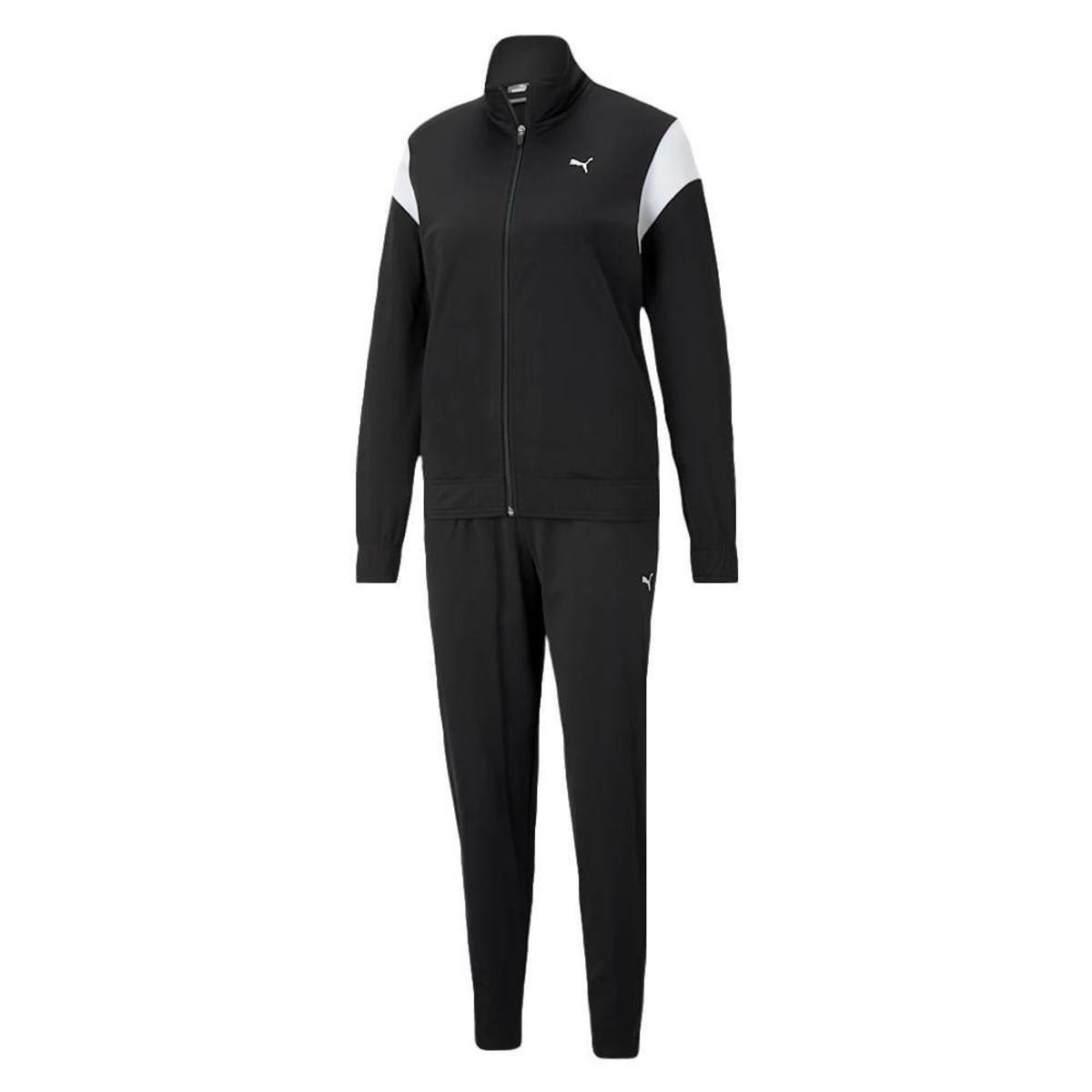 Agasalho Puma Classic Tricot Suit Feminino