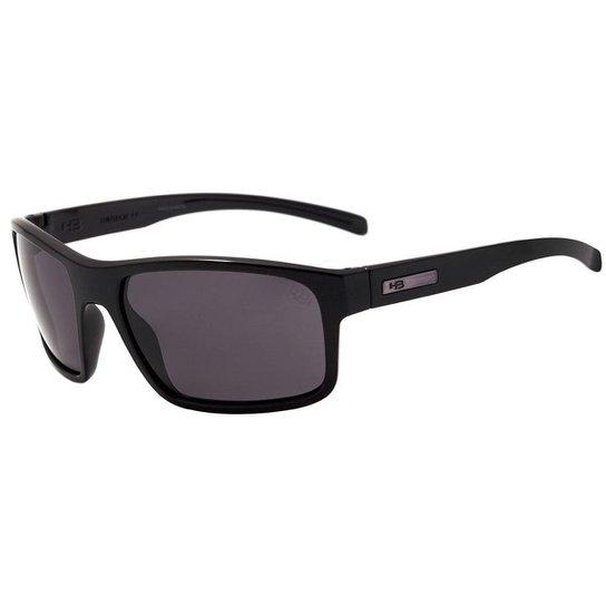 4cda4c2d2562a Óculos de Sol HB OverKill - Preto e Chumbo - Compre Agora   Netshoes