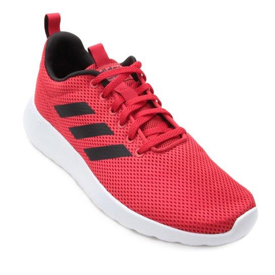 9a75ef974 Tênis Adidas Lite Racer CLN Masculino - Vermelho+Preto