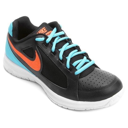 6a8a853ac1 Tênis Nike Air Vapor Ace Masculino - Preto+Azul claro