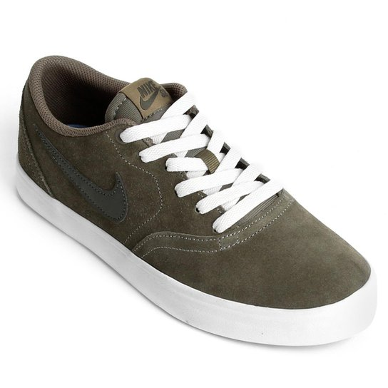 sports shoes 3c014 71534 Tênis Nike Sb Check Solar Masculino - Musgo