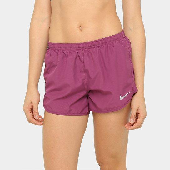 Short Nike Dry Mod Tempo Feminino - Compre Agora  4c5ac2f8e95c6