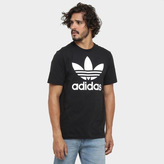 33fe5d601fa Camiseta Adidas Originals Org Trefoil - Compre Agora