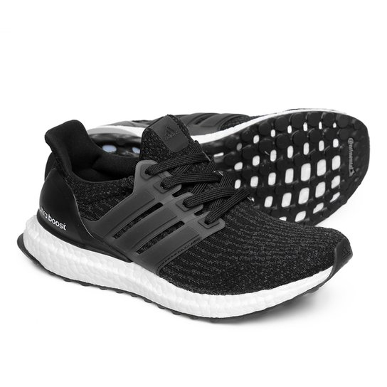Tênis Adidas Ultra Boost Feminino - Compre Agora  3e9d3b94e6b8d
