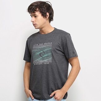 Camiseta Rip Curl Topography Masculina