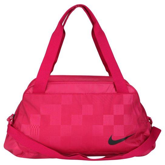 03439caa4 Bolsa Nike C72 Legend 2.0 M - Rosa+Preto
