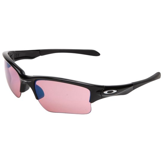 82eba4f55 Óculos Oakley Quarter Jacket - Iridium - Rosa+Preto