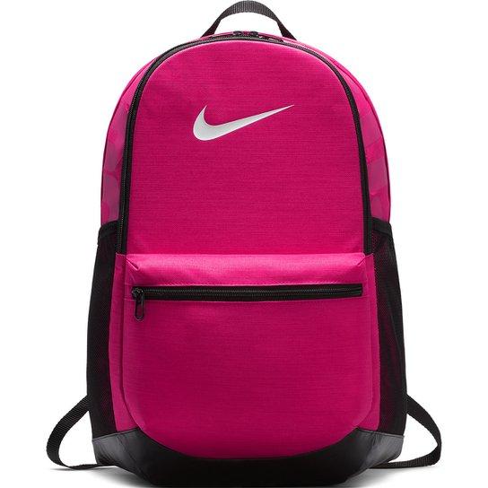 492da5ddf Mochila Nike Brasília - Rosa e Preto | Netshoes