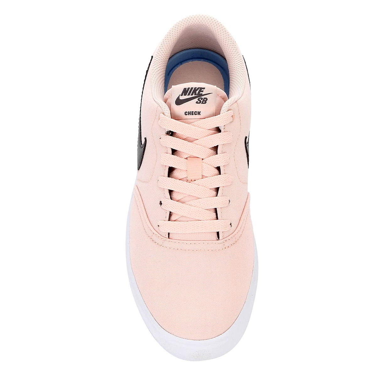 549714fb6 Tênis Nike Wmns Sb Check Solar Cnvs Feminino - Tam: 35 - Shopping ...