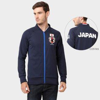 342d314693506 Jaqueta Seleção Japão Adidas Home Masculina