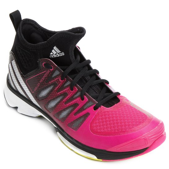 68f101db1b Tênis Adidas Volley Resp Boost 20 Mid - Compre Agora