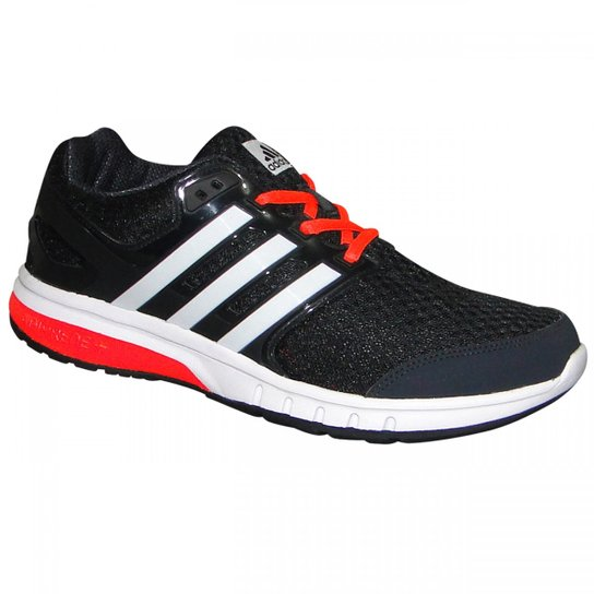 635d89bc13e Tênis Adidas Galaxy Elite - Grafite e Branco