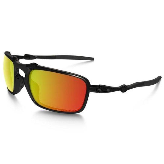 Óculos Oakley Badman Dark Carbon - Compre Agora   Netshoes 72925b862f
