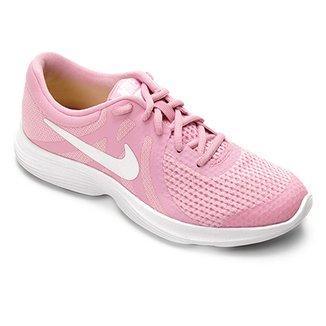 f1241e4319a Compre Tenis Nike Rosa E Amarelo Li Online