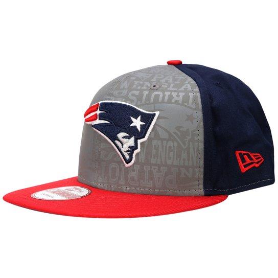 Boné New Era 950 NFL New England Patriots - Compre Agora  e7d9b58453d05
