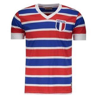 e2a4cbef12e4b Camisa Fortaleza Retrô 1918 Centenário Masculina