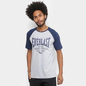 7de02962bdce8 LANÇAMENTO. Camiseta Everlast New York Masculina