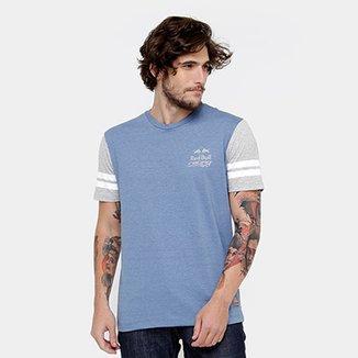 91ba134879004 Camiseta Red Bull Racing Sc Line Masculina