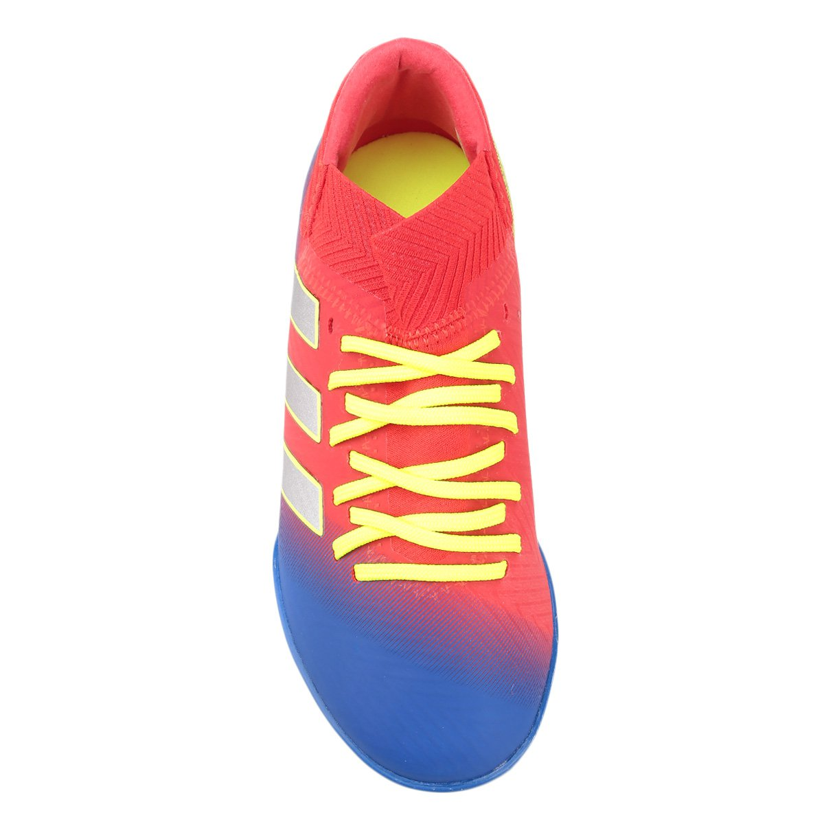 08970e3bd7 Chuteira Society Infantil Adidas Nemeziz Messi 18 3 TF