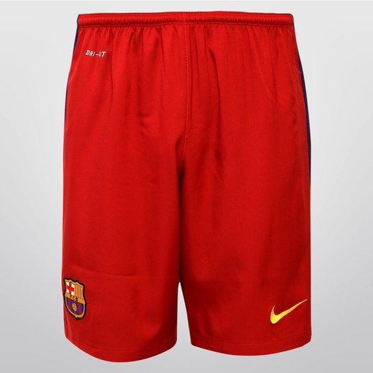 be405a4b5a Calção Nike Barcelona 15 16 - Compre Agora