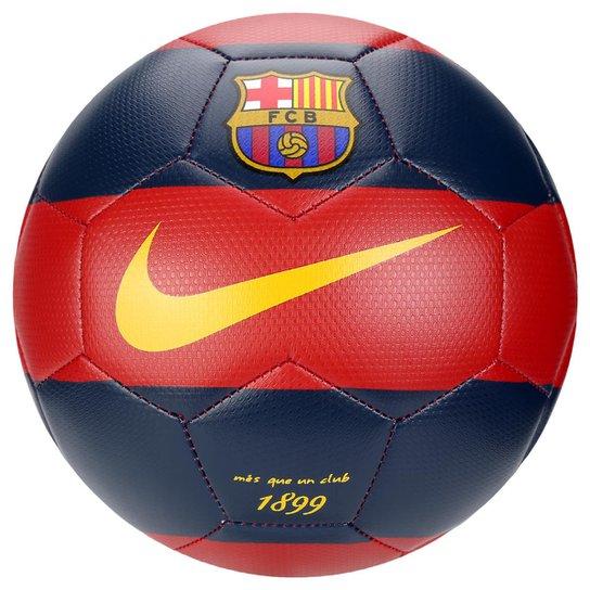 c6550b8fb6 Bola Nike Barcelona Prestige Campo - Compre Agora