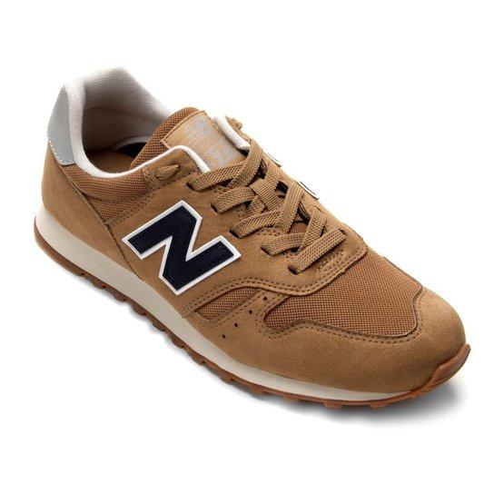 deeda223197 Tênis New Balance 373 - Core - Bege e Branco - Compre Agora