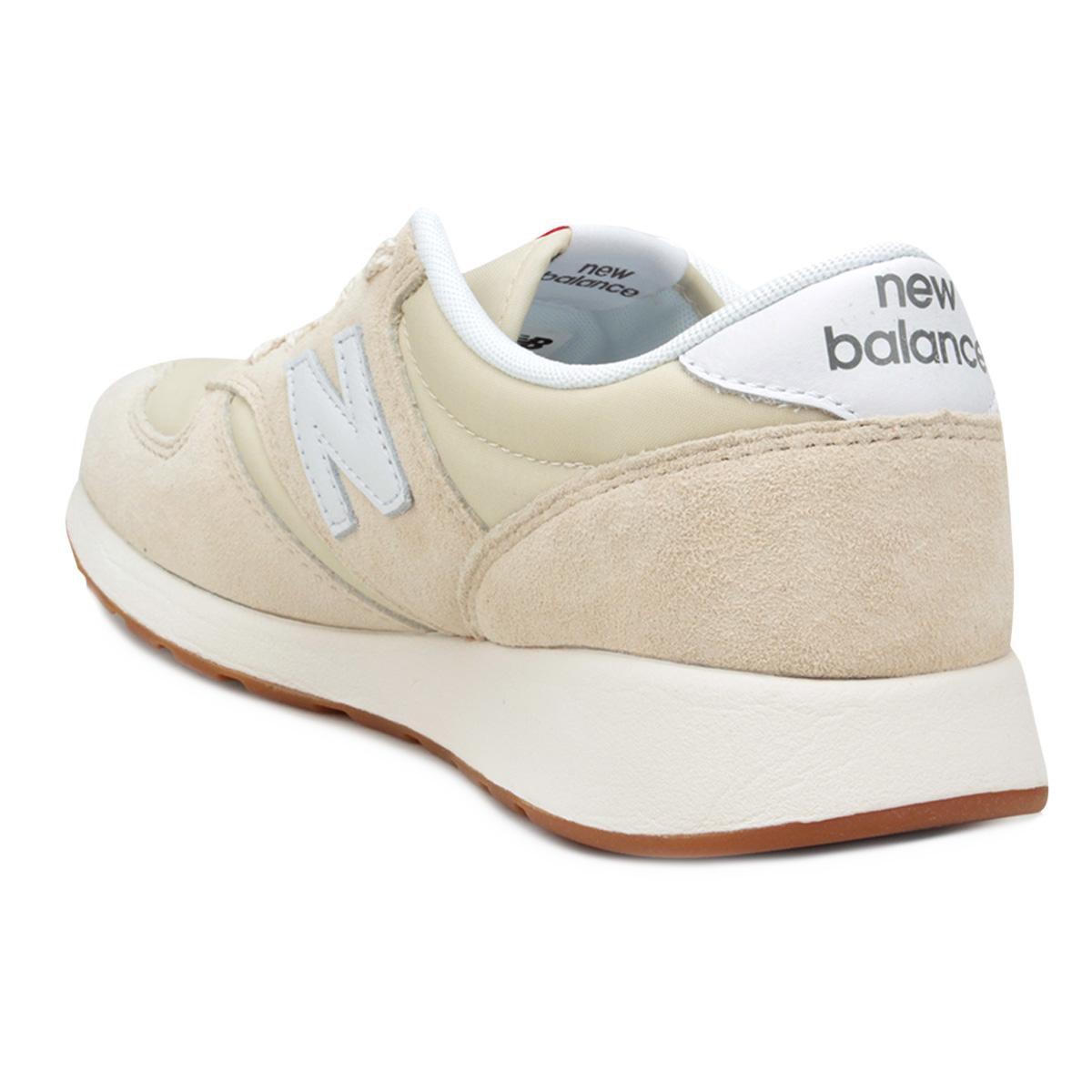 542d3ab3bc2 ... Foto 3 - Tênis Couro New Balance 420 Feminino ...