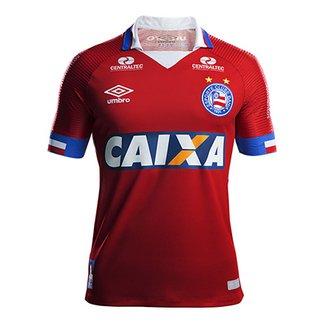 Camisa Bahia Juvenil III 17 18 s n° - Torcedor Umbro 8bd764a9c8a57