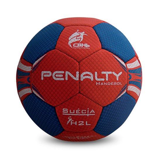 Bola Handebol Penalty H2l Suécia Ultra Grip C C Feminina - Vermelho+Azul 8b45a76b54a26
