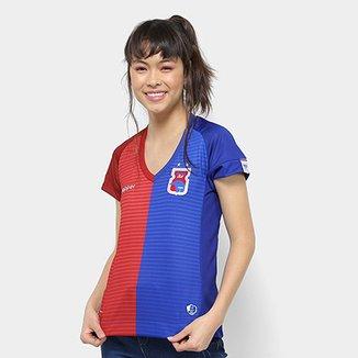 e99f5e5e92 Camisa Paraná I 2017 s n° Torcedor Topper Feminina