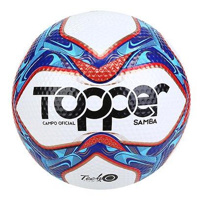 Bola de Futebol Society Topper Samba Tecnofusion