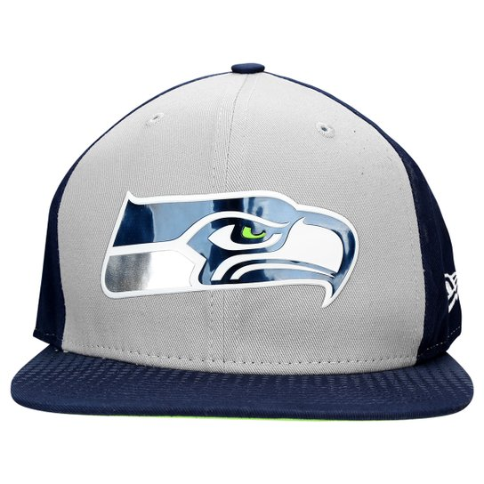 Boné New Era NFL 950 Draft Colletion Seattle Seahawks - Compre Agora ... 709cf30ed14