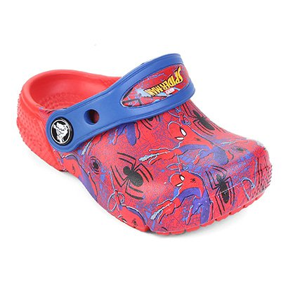Crocs Infantil SpiderMan Grph Clog