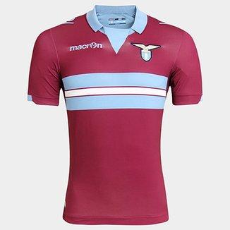 b8bacccf9c Camisa Lazio II 14/15 s/nº Torcedor Macron Masculina