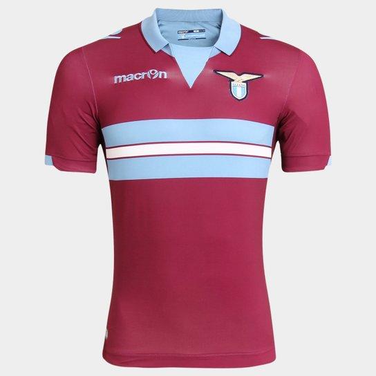 457b749eca Camisa Lazio II 14 15 s nº Torcedor Macron Masculina - Compre Agora ...