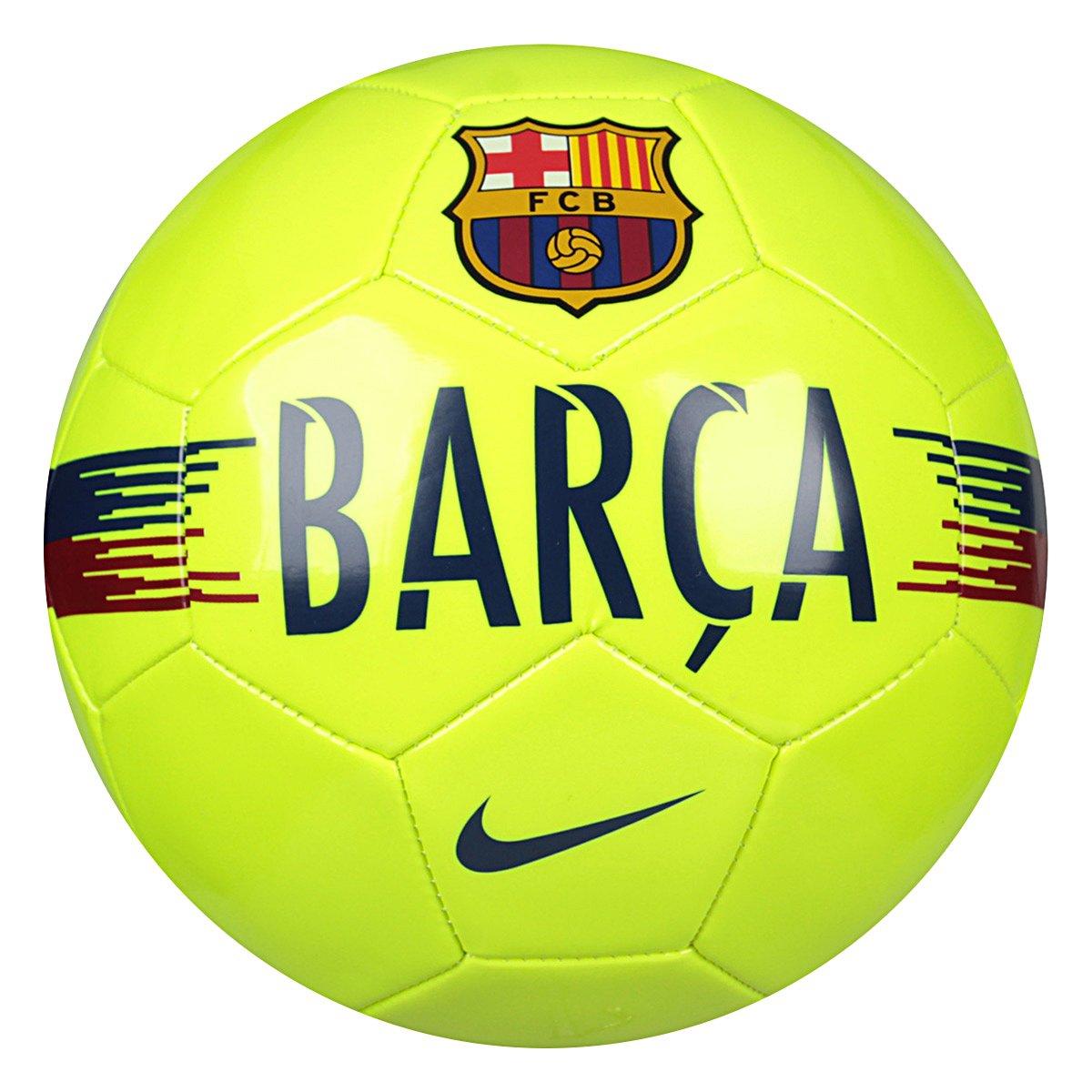 Bola de Futebol Campo Barcelona Nike Supporters 47673fd7713ad