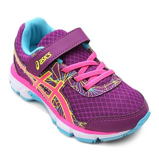 f08931ab20d Tênis Infantil Asics Gel-Light Play 4 A Ps