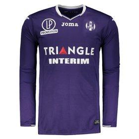 188acdf1fc Camiseta Joma Europa Manga Longa Masculina - Compre Agora